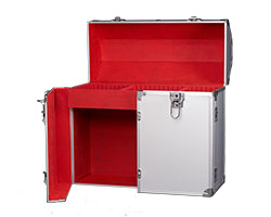 aluminum-case-open
